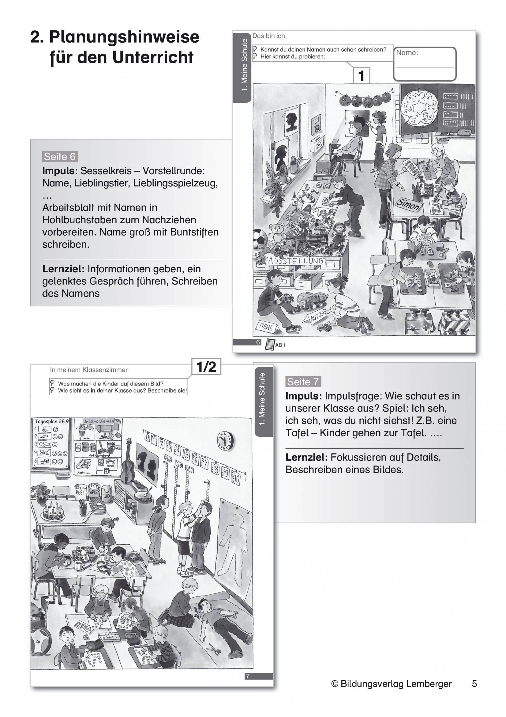 Dem Leben auf der Spur 1/2, Schulbuch :: Digi.Schule